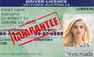 driver under instruction vicroads