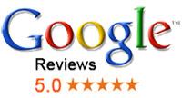 review for driving school melbourne via Google local business listing