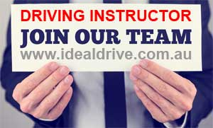 driving instructors full time jobs